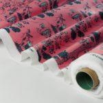 Интерьерная печать на ткани   фото 1